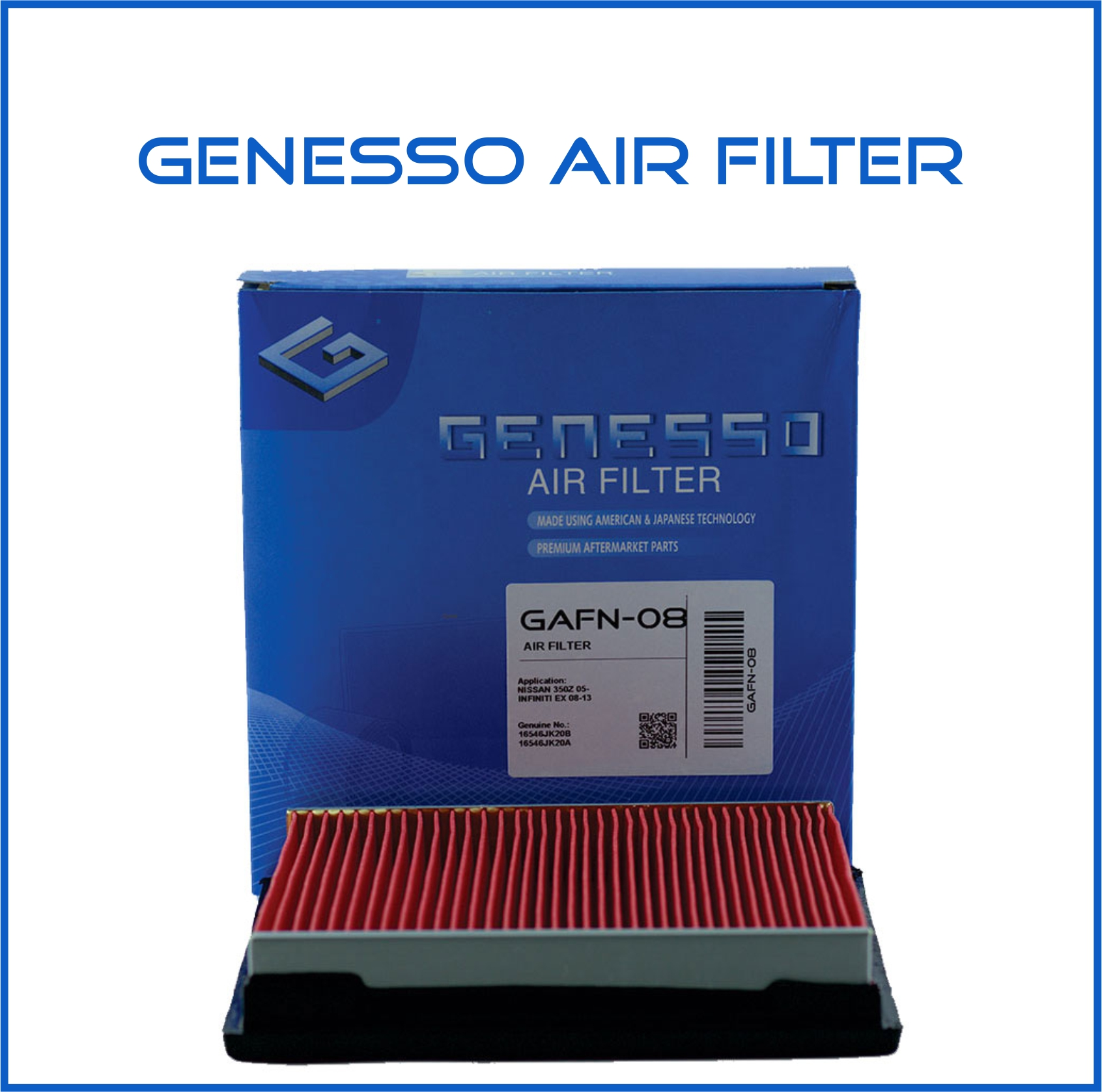 Genesso Air Filter