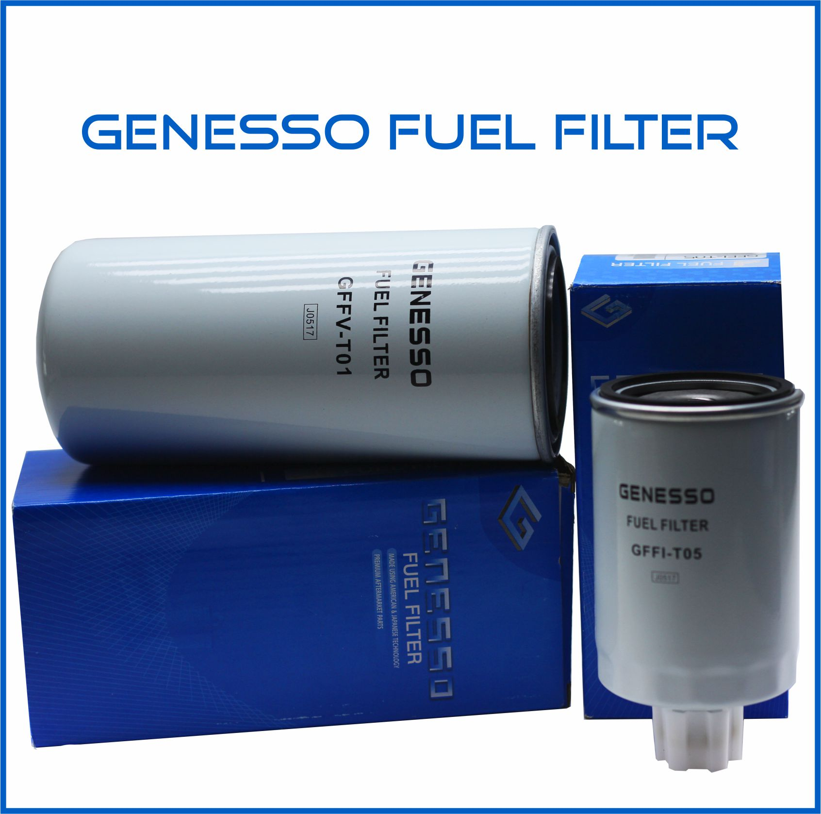 Genesso Fuel Filters